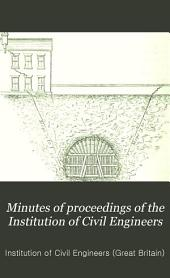 Minutes of Proceedings of the Institution of Civil Engineers: Volume 65