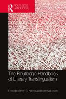 The Routledge Handbook of Literary Translingualism PDF