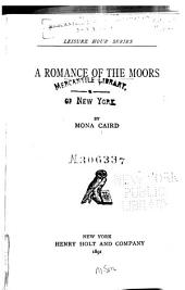 A Romance of the Moors