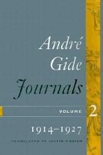 Journals: 1914-1927