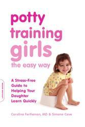 Potty Training Girls The Easy Way Book PDF