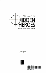 In Search of Hidden Heroes : Evidence that God is at Work