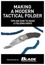 Making a Modern Tactical Folder: Tips on How to Make a Folding Knife