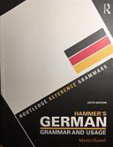 Hammer's German Grammar and Usage 6e + Practising German Grammar 4e