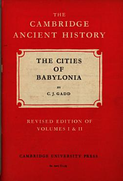 The Cities of Babylonia PDF