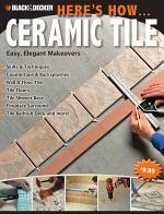 Black & Decker Here's How... Ceramic Tile
