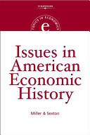 Issues in American Economic History Book