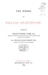 The Works of William Shakespeare: Volume 5