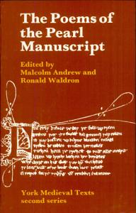 The Poems of the Pearl Manuscript Book