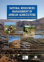 Natural Resources Management in African Agriculture PDF