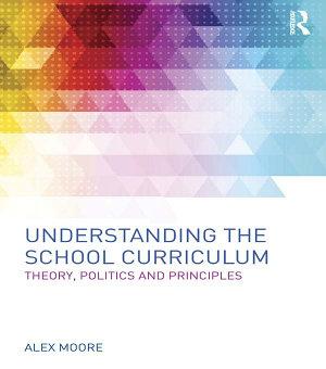Understanding the School Curriculum PDF