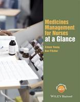 Medicines Management for Nurses at a Glance PDF