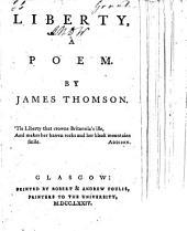 Liberty, a poem