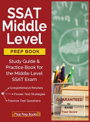SSAT Middle Level Prep Book