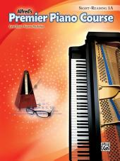 Premier Piano Course: Sight Reading, Level 1A