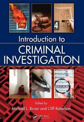 Introduction To Criminal Investigation Book PDF