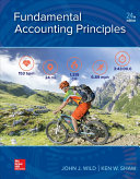 Loose Leaf for Fundamental Accounting Principles