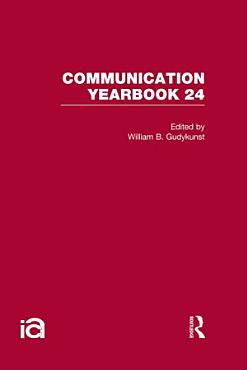 Communication Yearbook 24 PDF