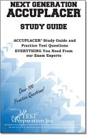 Next Generation ACCUPLACER Study Guide PDF
