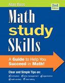 Math Study Skills PDF