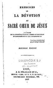Exercices de la dévotion au Sacré Coeur de Jésus
