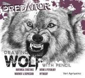 Drawing Wolf with Pencil