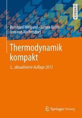 Thermodynamik kompakt: Ausgabe 3