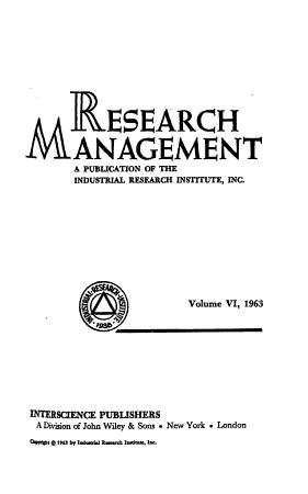 Research Management PDF