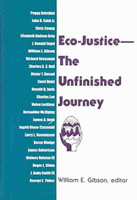 Eco Justice  The Unfinished Journey