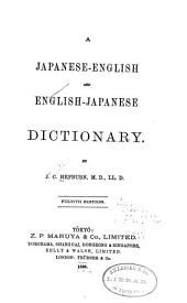 A Japanese-English and English-Japanese Dictionary: Volume 2