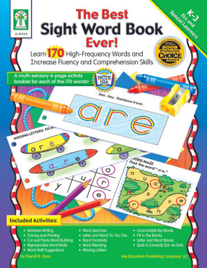 The Best Sight Word Book Ever   Grades K   3
