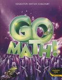 Go Math  Grade 3 PDF