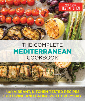 The Complete Mediterranean Cookbook