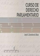 Curso de Derecho Parlamentario
