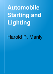 Automobile Starting and Lighting