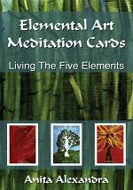 Elemental Art Meditation Cards