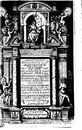 EXPOSTVLATIO APOLOGETICA AD HENRICVM IV. Francorum [et] Nau. Rege[m]. xpaniss. PRO SOCIETATE IESV. In famosum libellum qui INGENUA ET VERA ORA[TI]O & in alterum, qui CATECHISMVS IESVSTARVM inscribitur