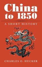China to 1850