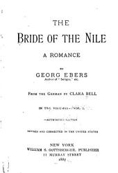 The Bride of the Nile: Volume 11