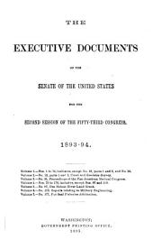 United States Congressional serial set: Issue 15; Issue 3166