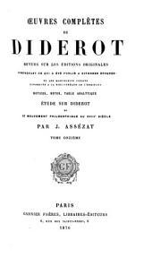 Oeuvres complètes de Diderot: Volume 11
