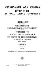 Government and Science PDF