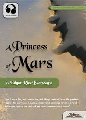 A Princess of Mars - AUDIO EDITION OF AMERICAN SHORT STORIES FOR ENGLISH LEARNERS, CHILDREN(KIDS) AND YOUNG ADULTS