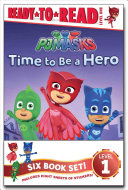 PJ Masks Ready-to-Read Value Pack