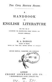 The Civil service handbook of English literature