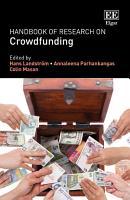 Handbook of Research on Crowdfunding PDF