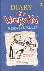 Rodrick Rules Book