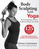 Body Sculpting with Yoga PDF