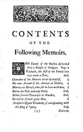 Memoirs of the life and character of the late earl of Orrery, and of the family of the Boyles ...: with a short account of the controversy between the late earl of Orrery and the Reverend Doctor Bentley; and some Select letters of Phalaris ... translated from the Greek