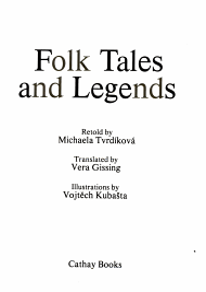Folk Tales and Legends PDF